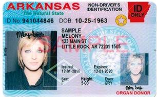 arkansas drivers license renewal cost