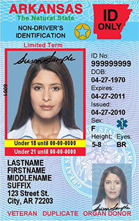 Under 21 Compliant ID