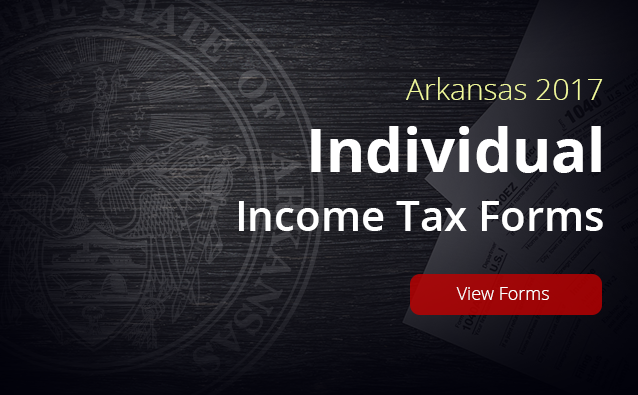 Arkansas 2017 Individual Income Tax Forms