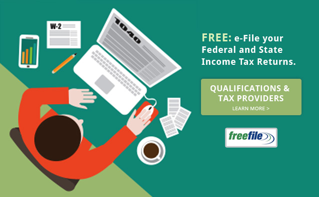 FreeFile Program for Individual Income Tax | Department of