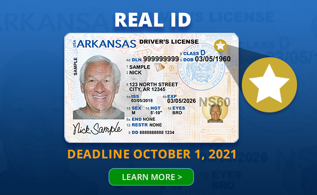 Real ID Deadline